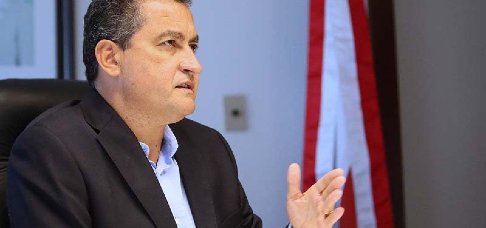 Rui Costa sanciona alteração no limite territorial de 48 municípios baianos