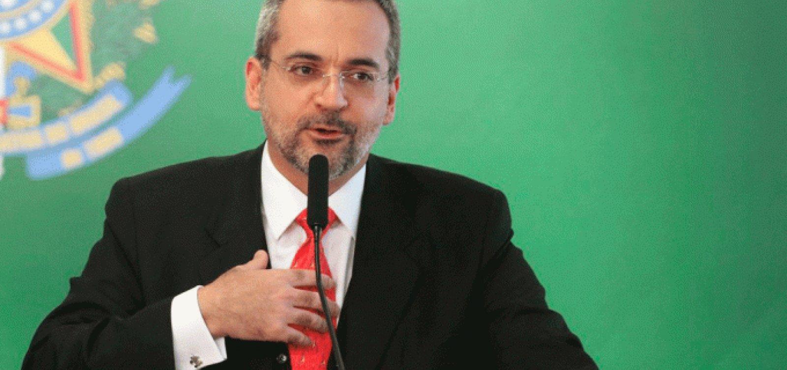 Ministro será convocado à Comissão de Educação para explicar corte no orçamento da Ufba