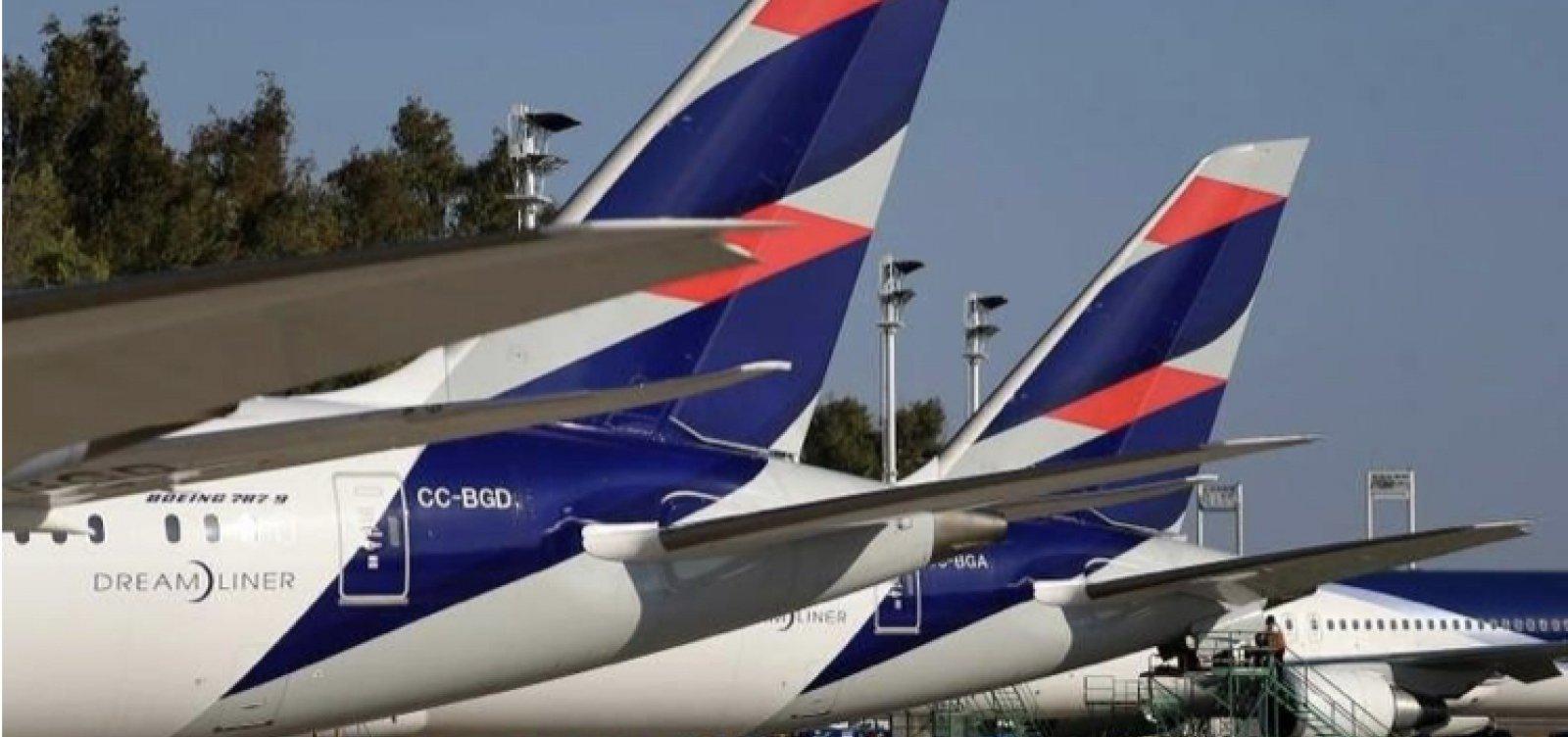 Latam Airlines anuncia três novos voos internacionais partindo de Brasília