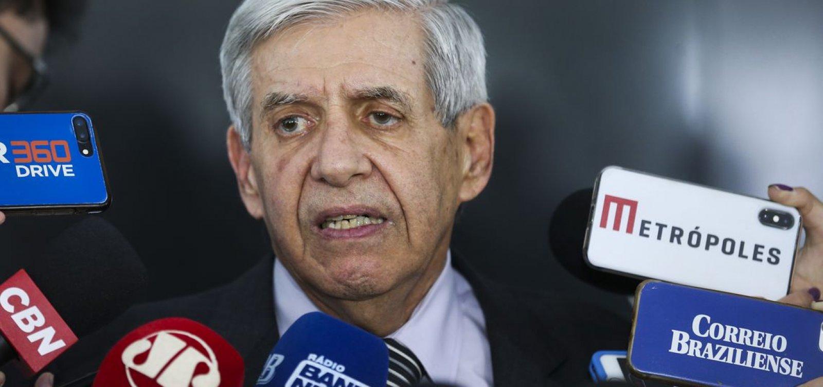 Crise na Venezuela está longe da solução, afirma ministro do GSI
