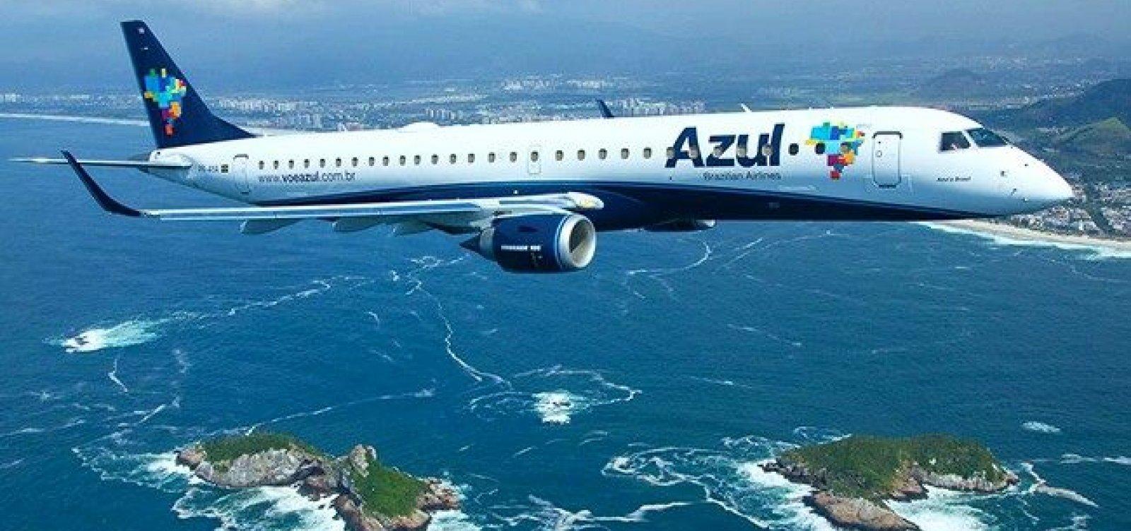 Azul anuncia saída de associação das empresas aéreas