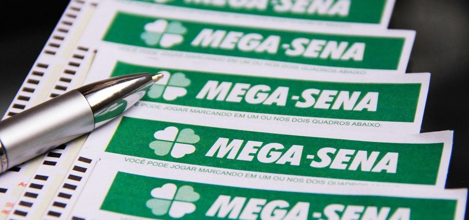 Mega-Sena pode pagar R$ 125 milhões nesta quinta