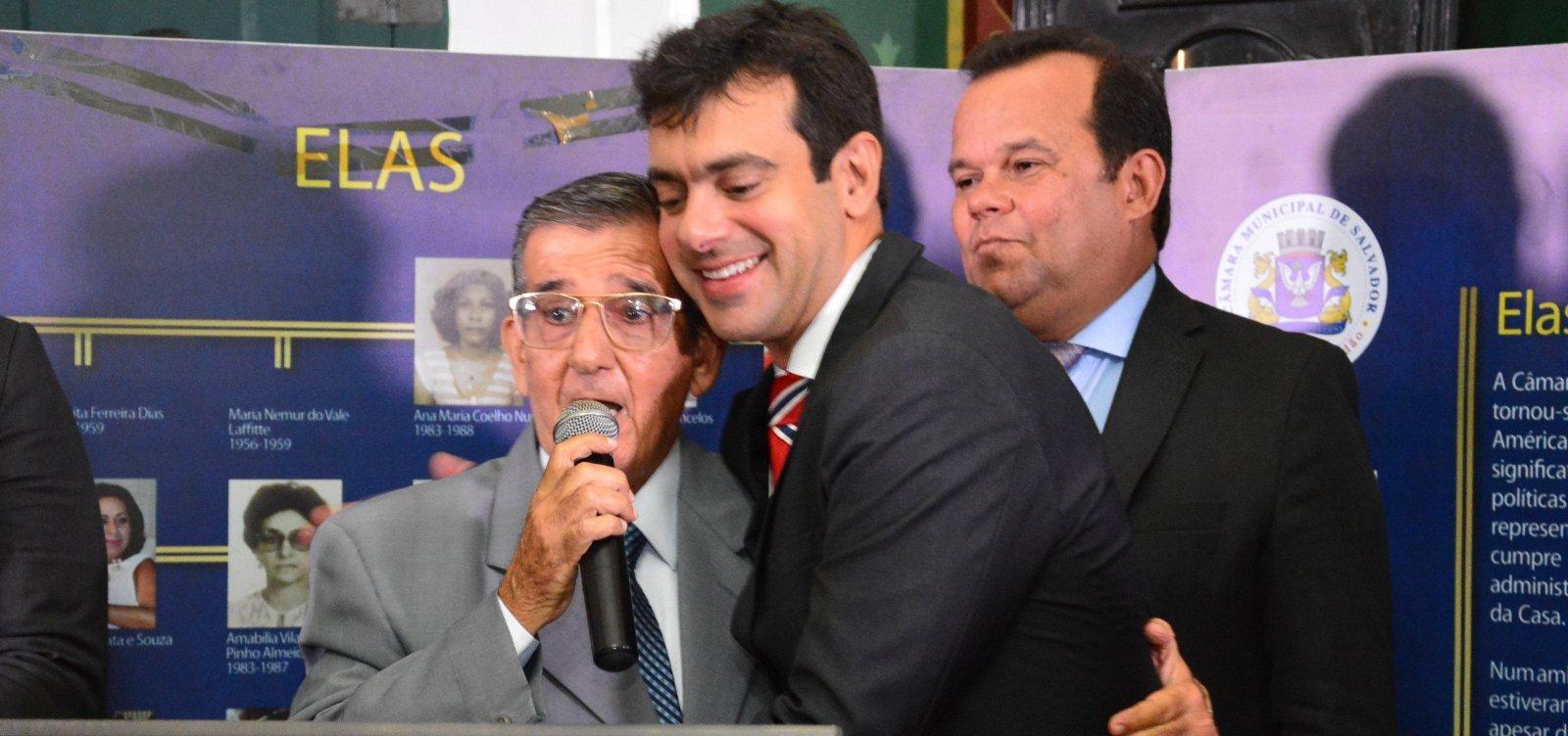 Filho de vereador ganha cargo na prefeitura de Salvador