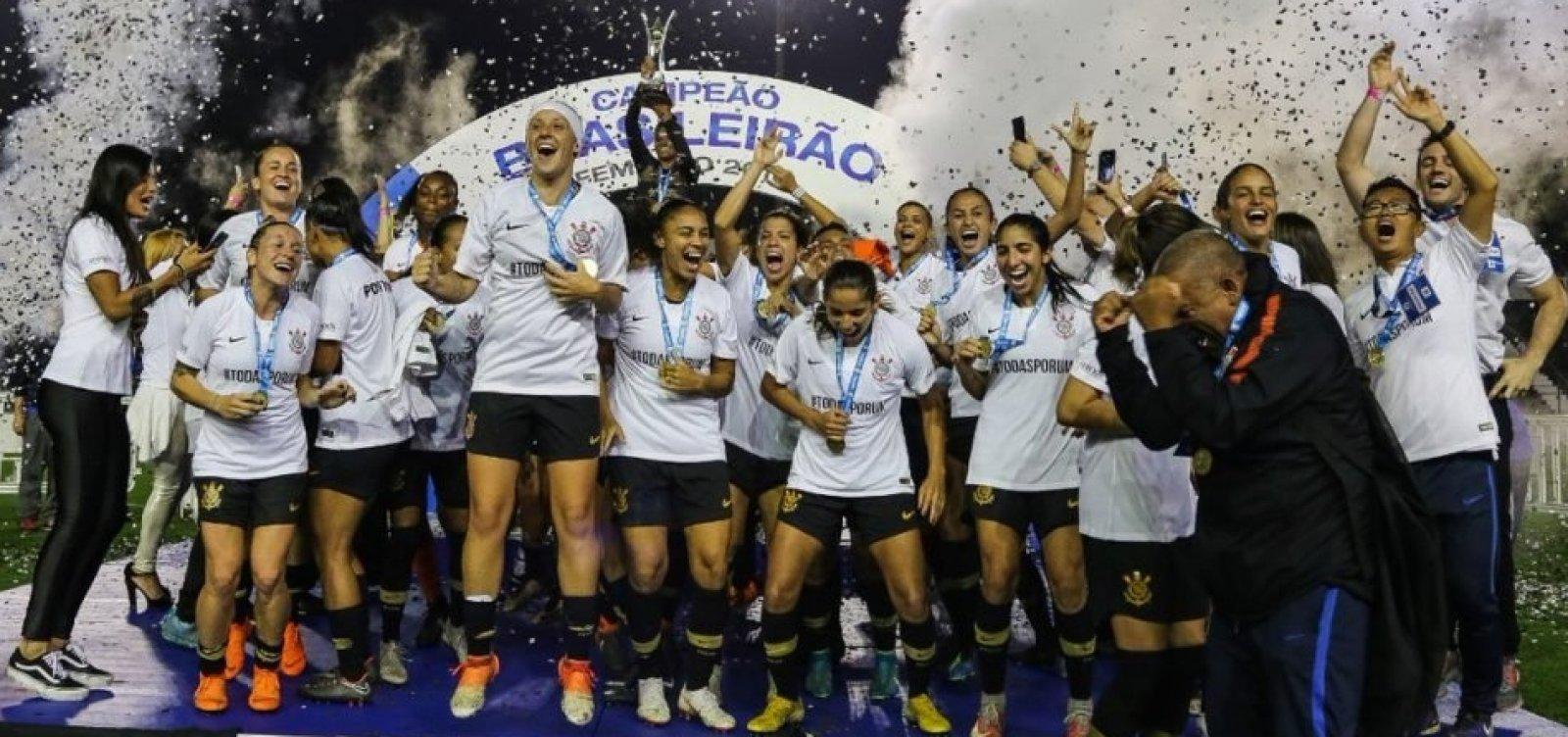 Band vai exibir Campeonato Brasileiro de futebol feminino