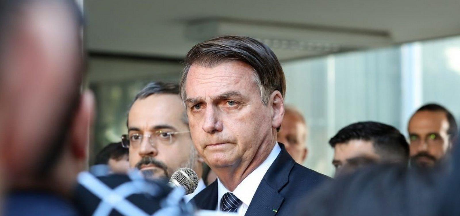 Financial Times retira patrocínio de evento que irá homenagear Bolsonaro