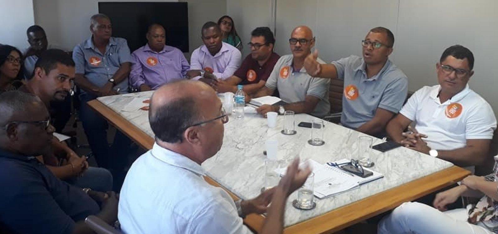Rodoviários decidem aprovar estado de greve em Salvador