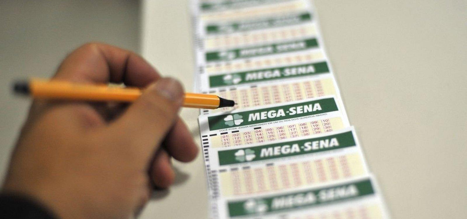 Mega-Sena acumula mais uma vez e pode pagar R$ 140 milhões