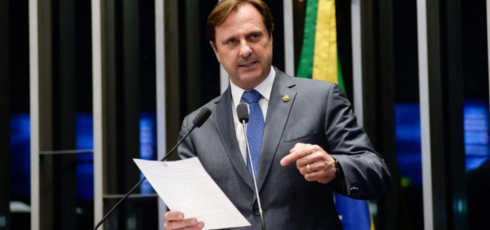 Justiça do DF libera regime aberto para o senador Acir Gurgacz