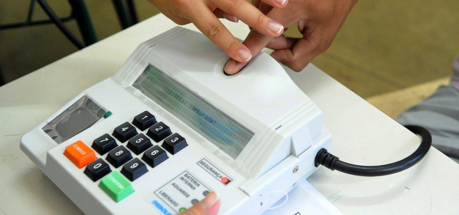 TRE-BA abre agendamento para última fase da biometria na próxima segunda