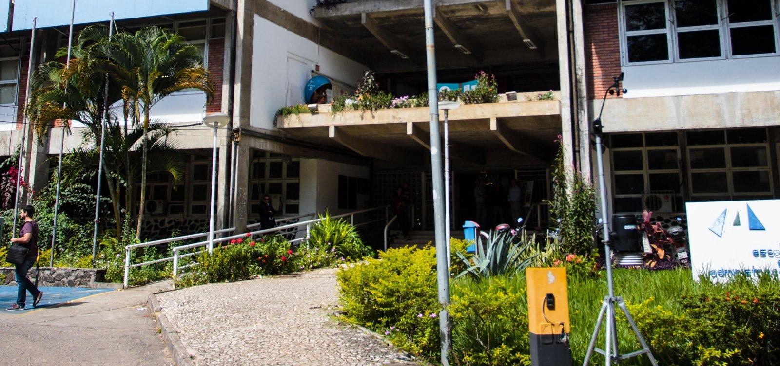 Reitoria esclarece presença de militares em campus da Ufba