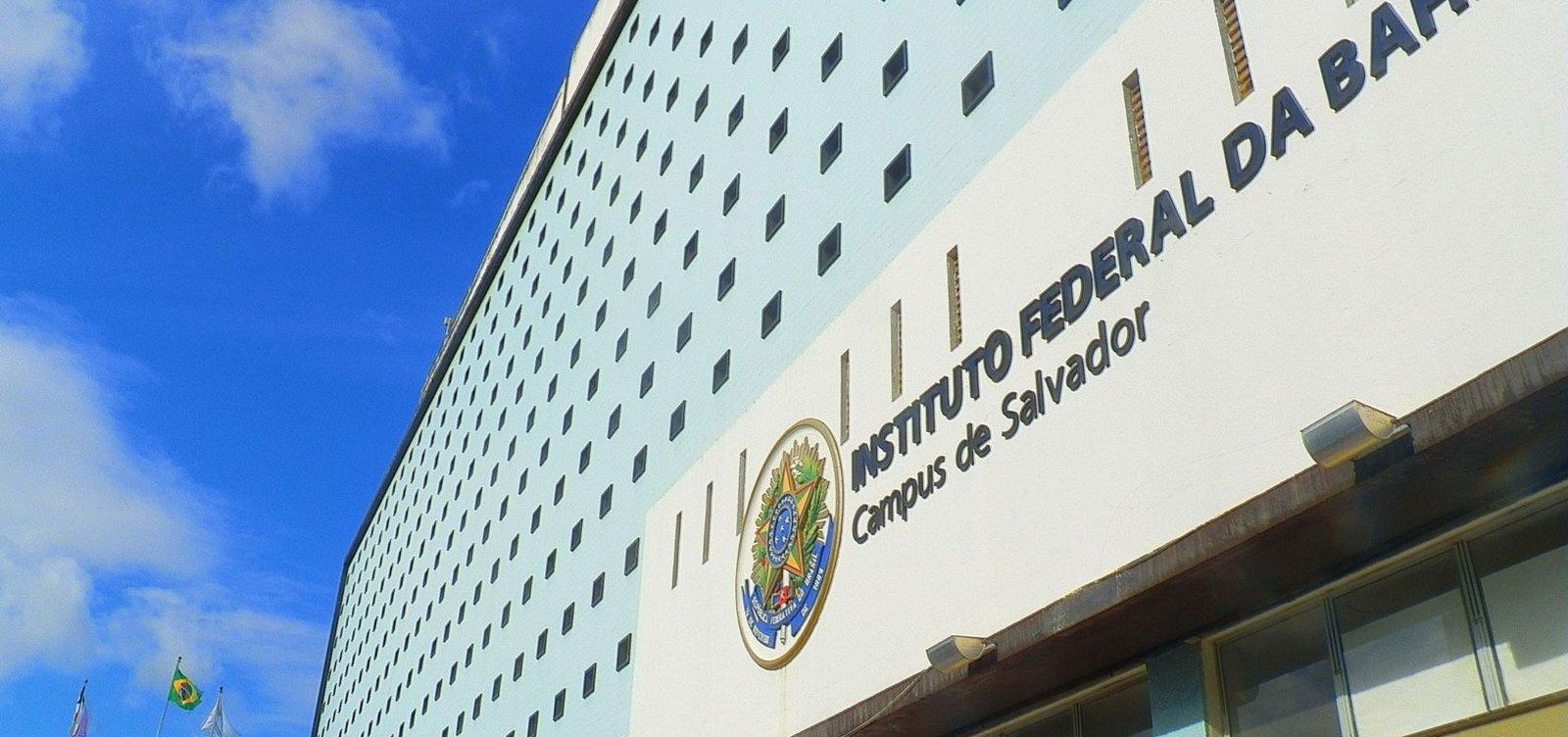 Institutos federais na Bahia também sofrem cortes de verbas