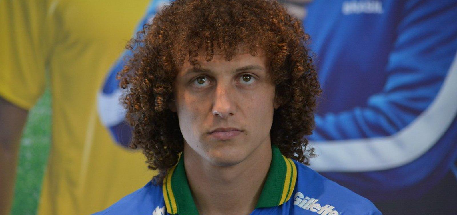 David Luiz processa construtora que usou sua imagem para piadas com o 7 a 1