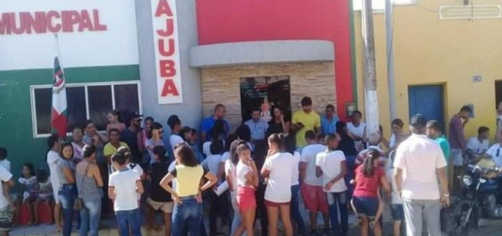 Greve de professores em Irajuba chega ao fim após 18 dias