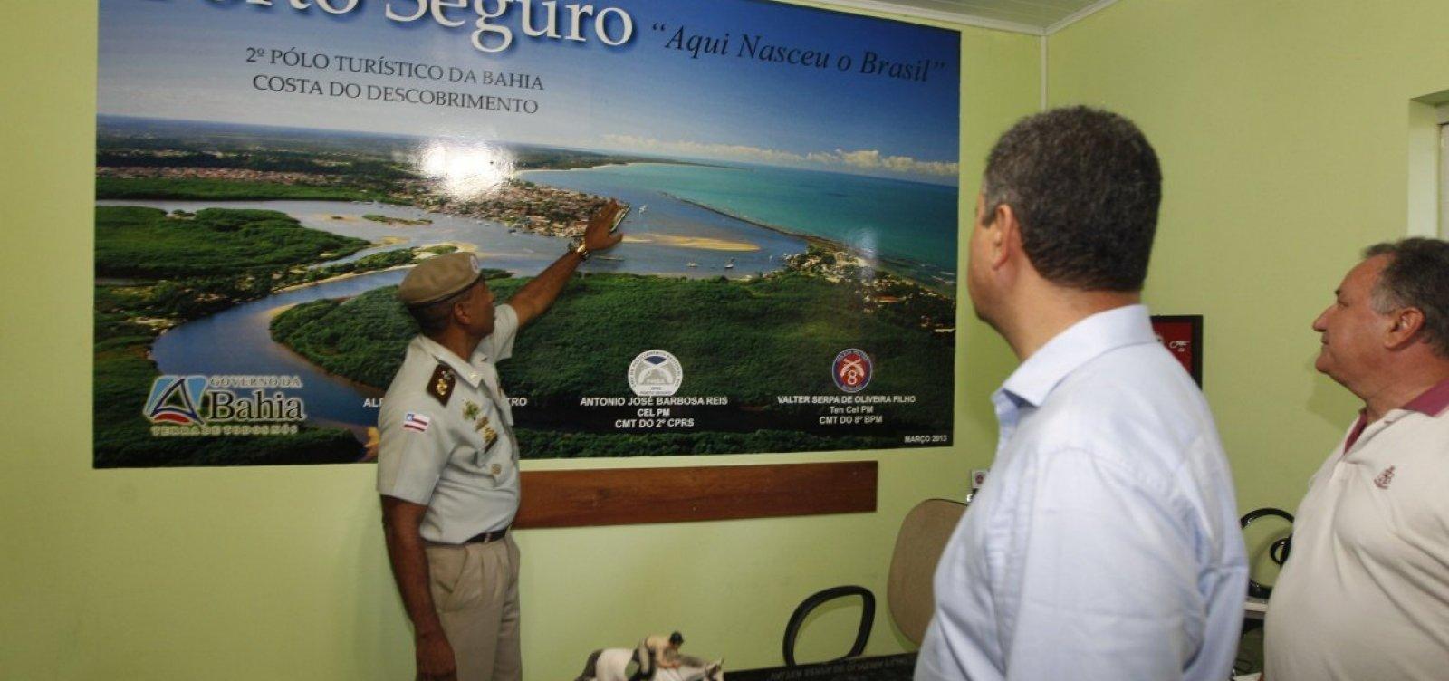 Porto Seguro e Itaberaba estão juntas há 111 dias sem homicídios, diz SSP