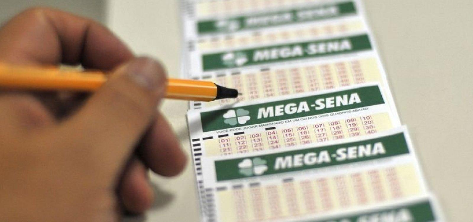 Ninguém acerta as seis dezenas e prêmio da Mega-Sena vai a R$ 170 milhões