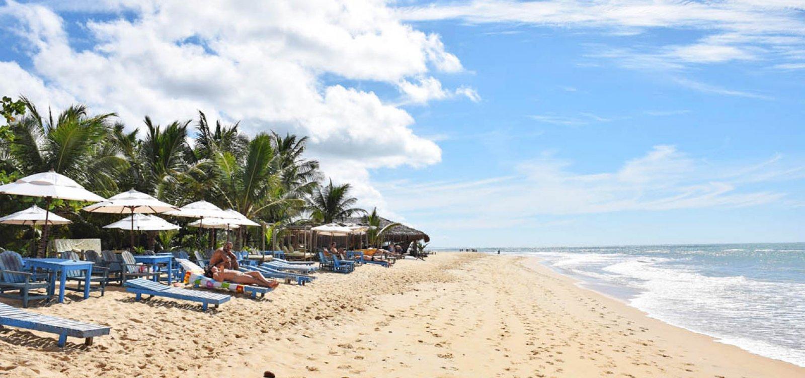 Construções de barracas de praia em Trancoso viram alvos do MPF