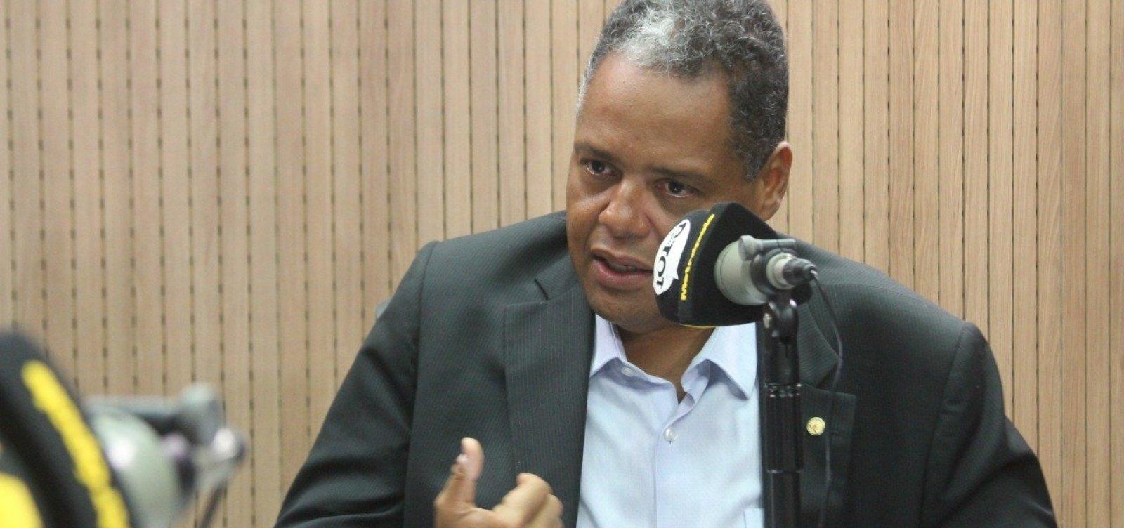 Antonio Brito reforça posição do PSD sobre reforma da Previdência: 'Como está o texto hoje, não apoiamos'