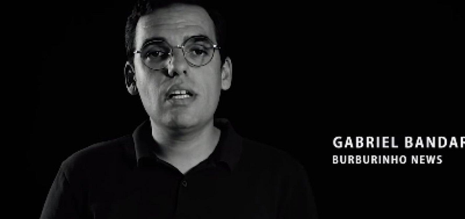 Jornalista é agredido por prefeito de Morro do Chapéu