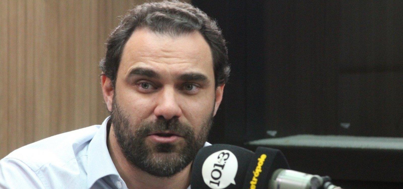 Viana se diz surpreso após saída de Augusto Castro do PSDB