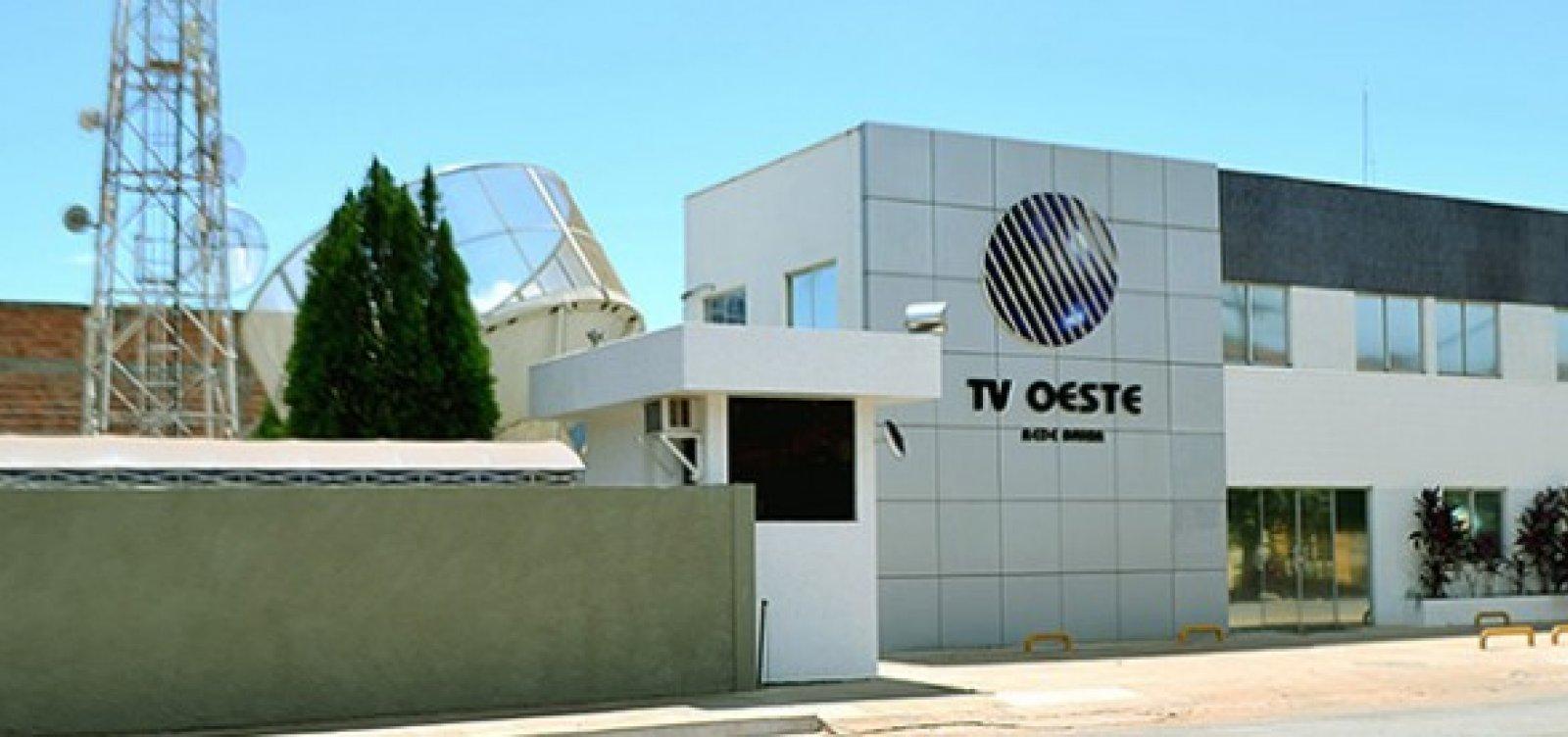 TV Oeste e TV São Francisco deixam de exibir jornais locais