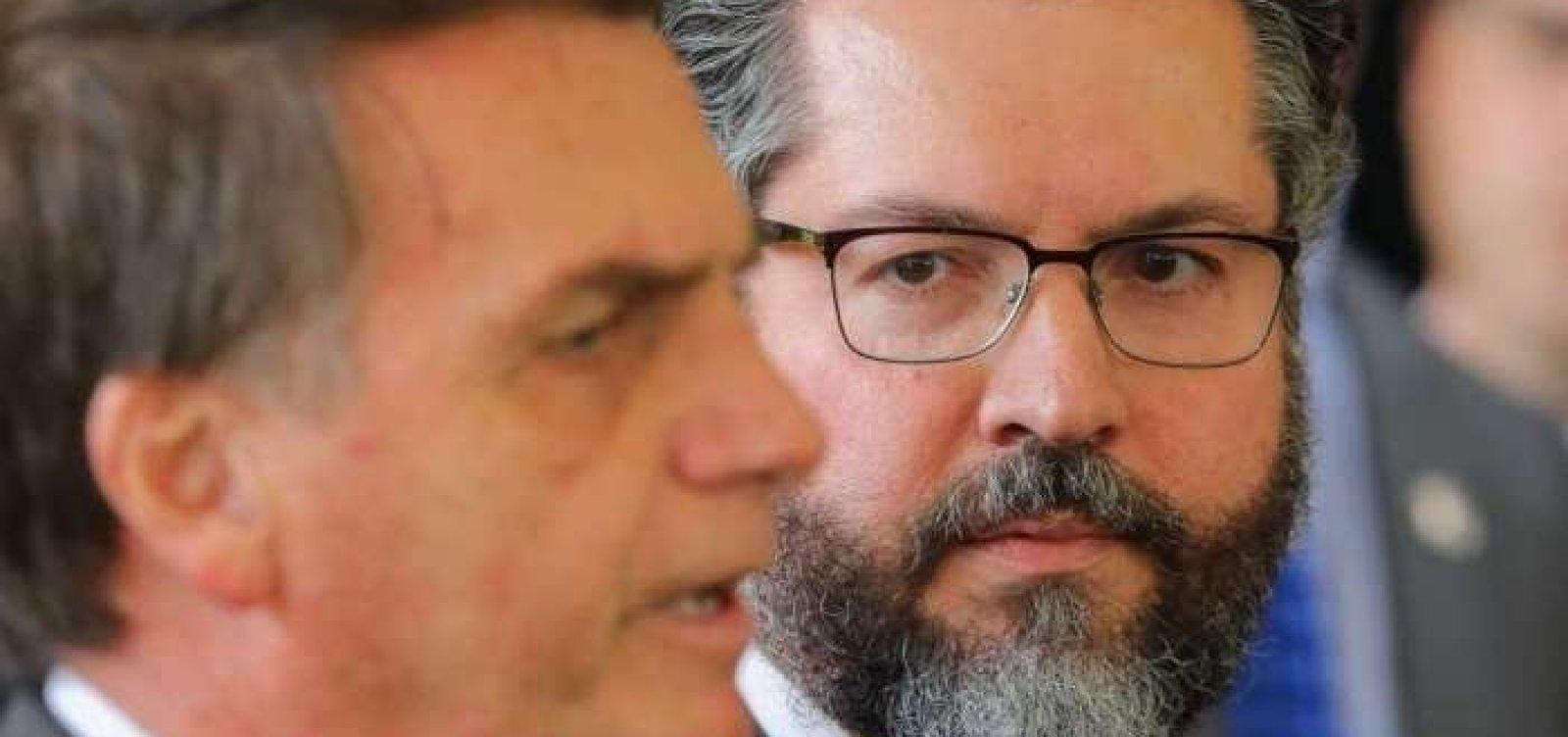 Novo presidente da Apex demite diretores ligados a chanceler