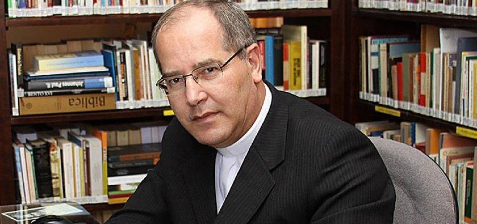 Arcebispo baiano é eleito novo presidente da CNBB