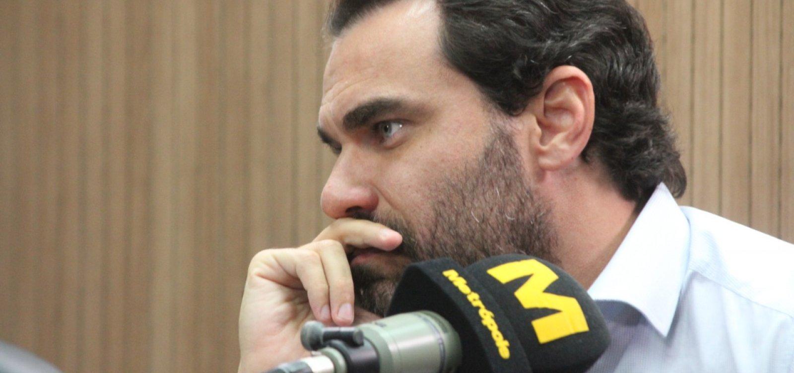 Presidente do PSDB desencoraja sonho de Marcelle ser vice