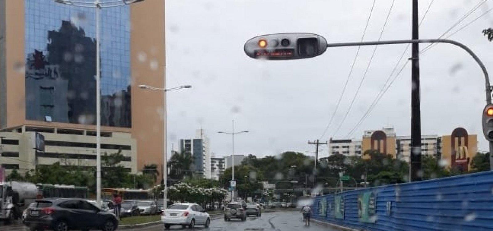 Defesa Civil registra quatro ameaças de desabamento em Salvador