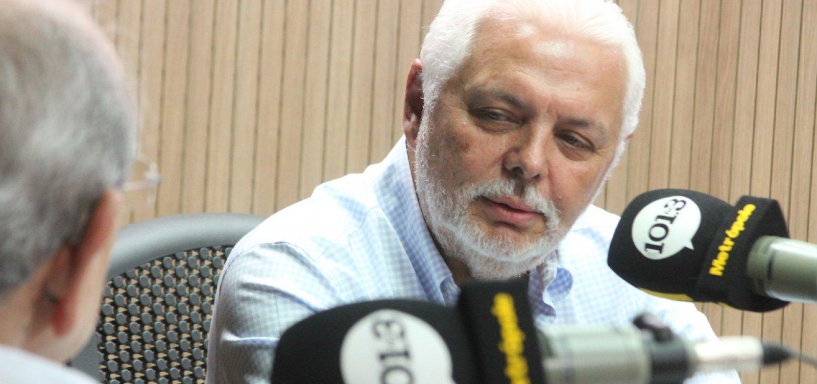 Ex-secretário Albérico Mascarenhas fala sobre trajetória na administração pública