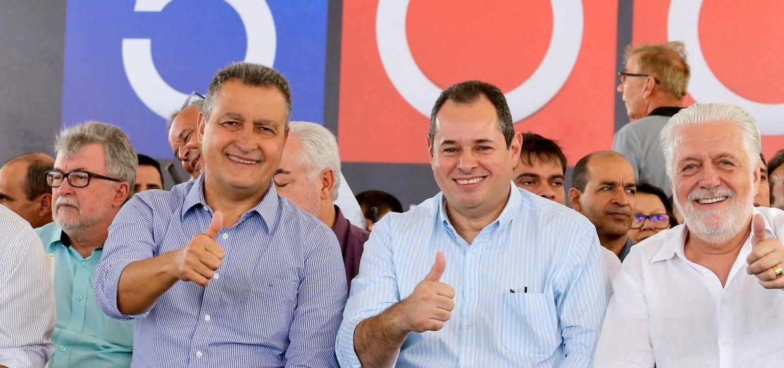 Leão vai a Portugal e Nelson Leal deve assumir governo da Bahia