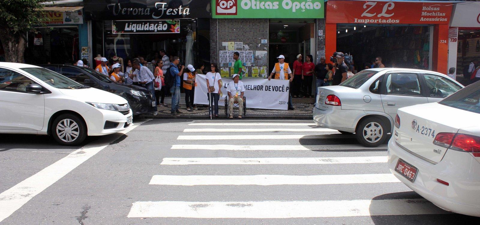 Mortes por acidentes de trânsito em Salvador têm queda de 54% em sete anos
