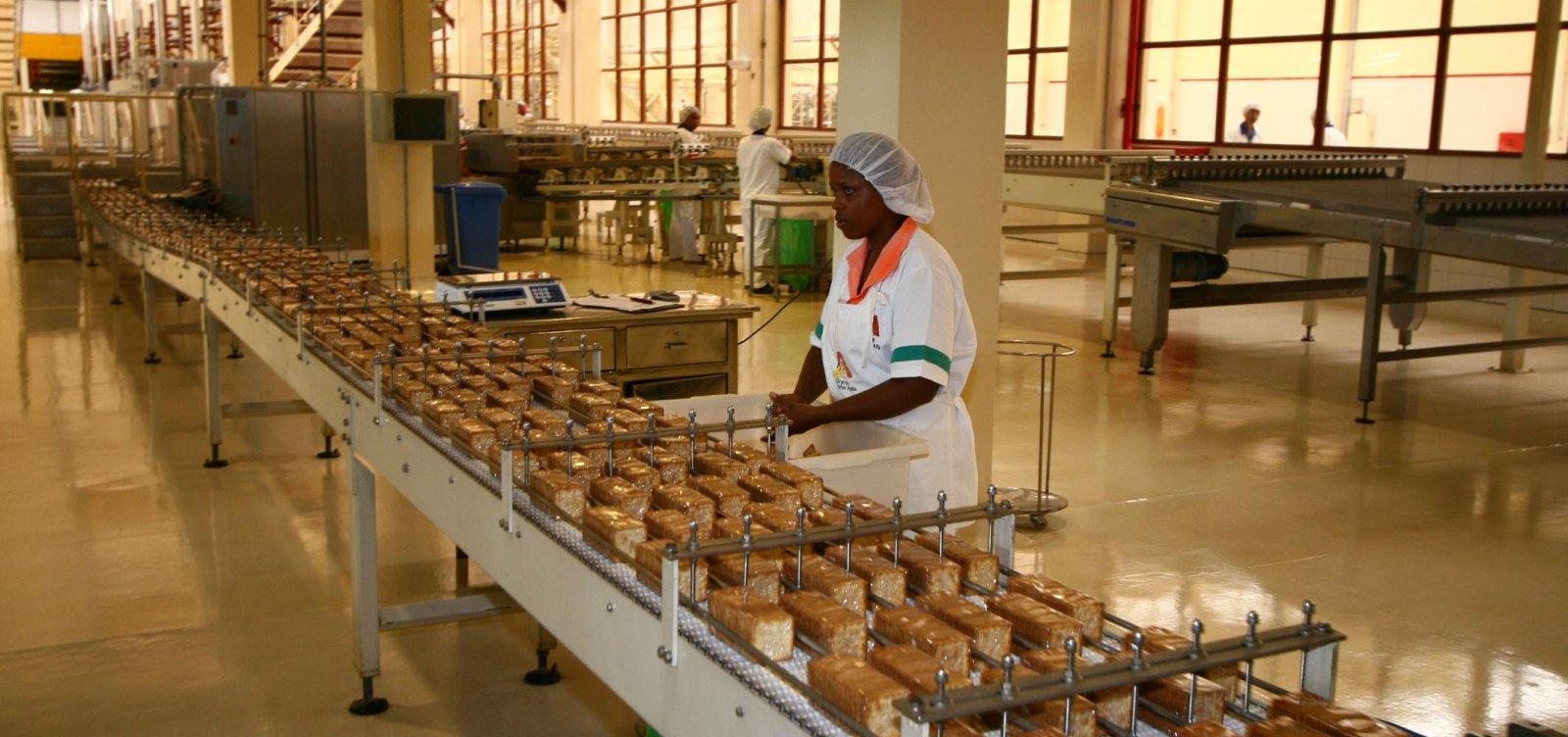Bahia tem segunda pior queda na produção industrial no mês de março