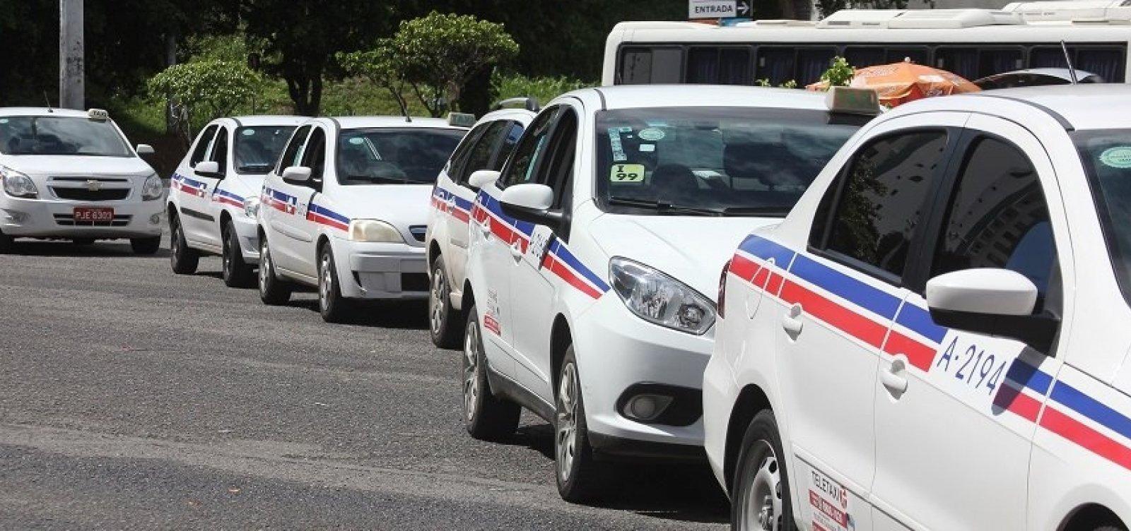 Aplicativo Táxi Mobi conta com 2,4 mil taxistas em atuação