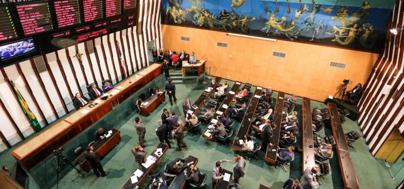 STF estende imunidade de prisão a deputados estaduais