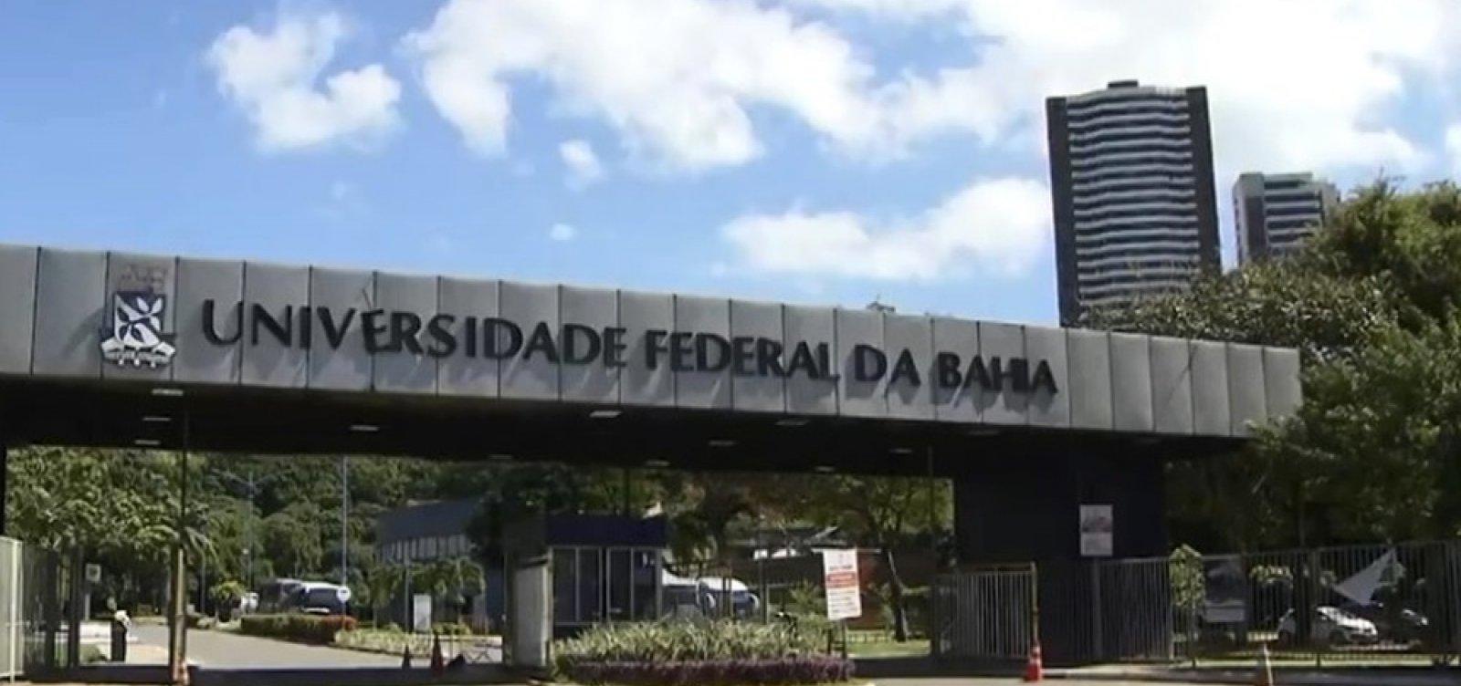 Sem segurança, Ufba cancela aulas noturnas desta quarta-feira