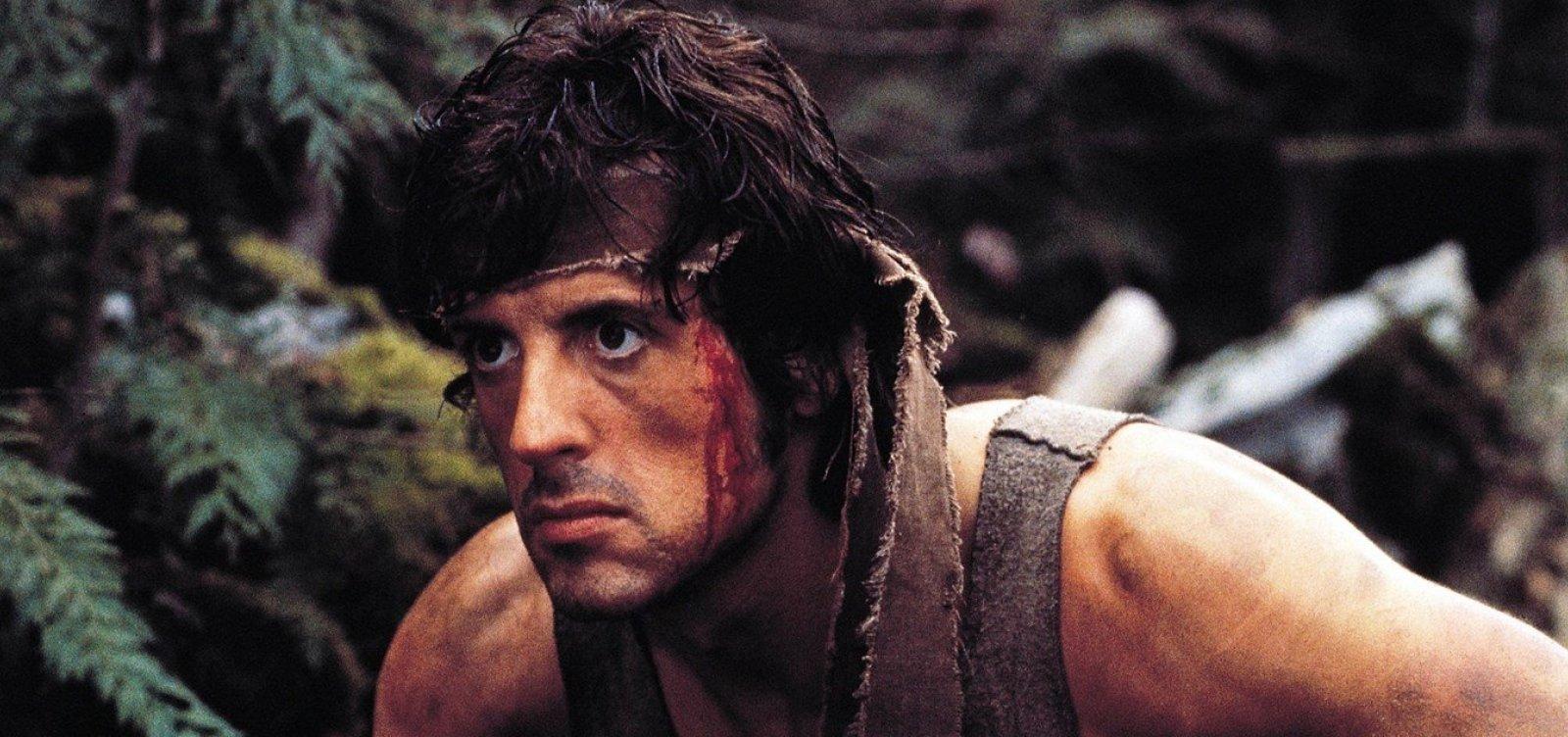 Stallone apresentará cenas de 'Rambo V' durante homenagem em Cannes