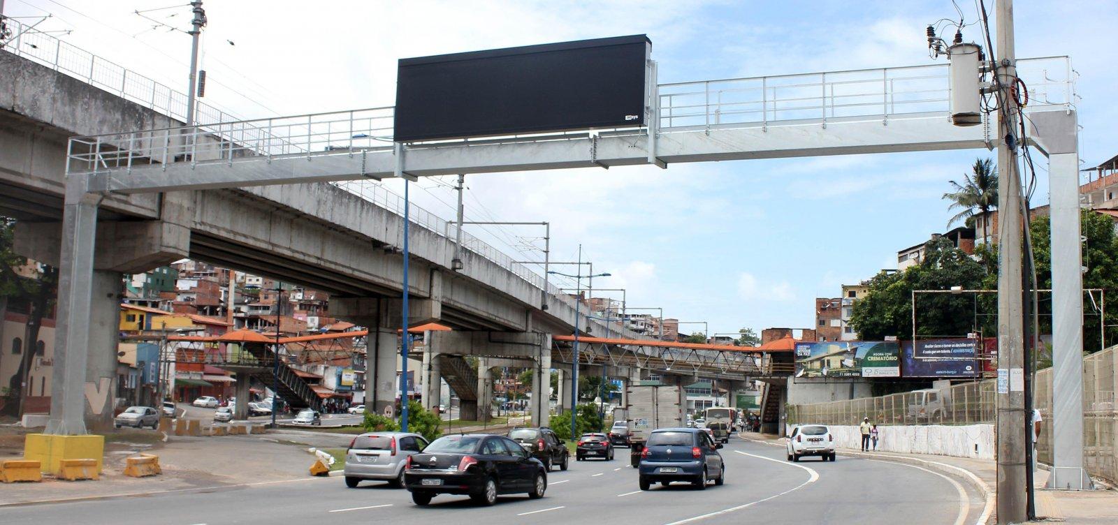 Acidentes de trânsito são causa de 52% das internações na Bahia