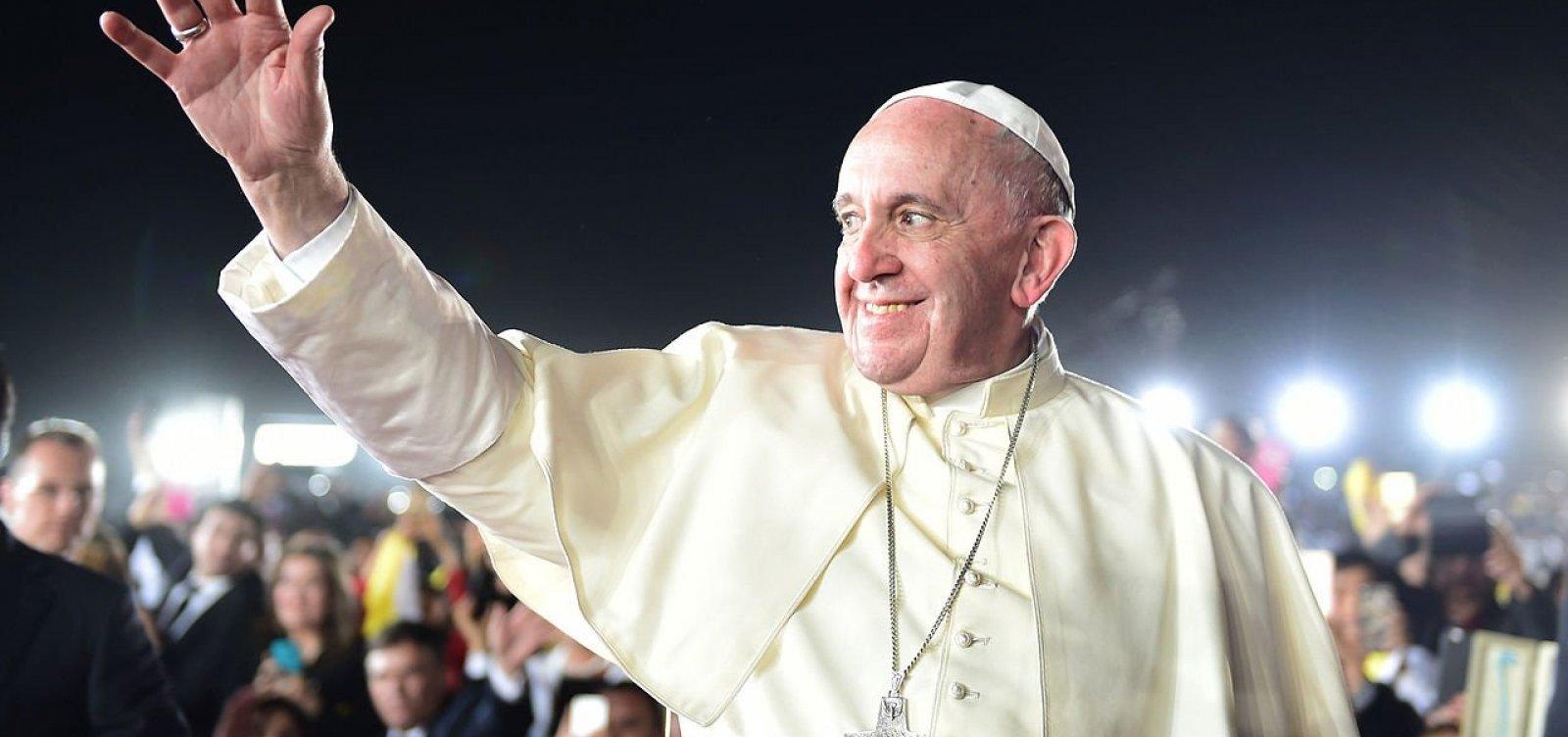 Papa Francisco emite decreto que obriga bispos a denunciar casos de abuso sexual