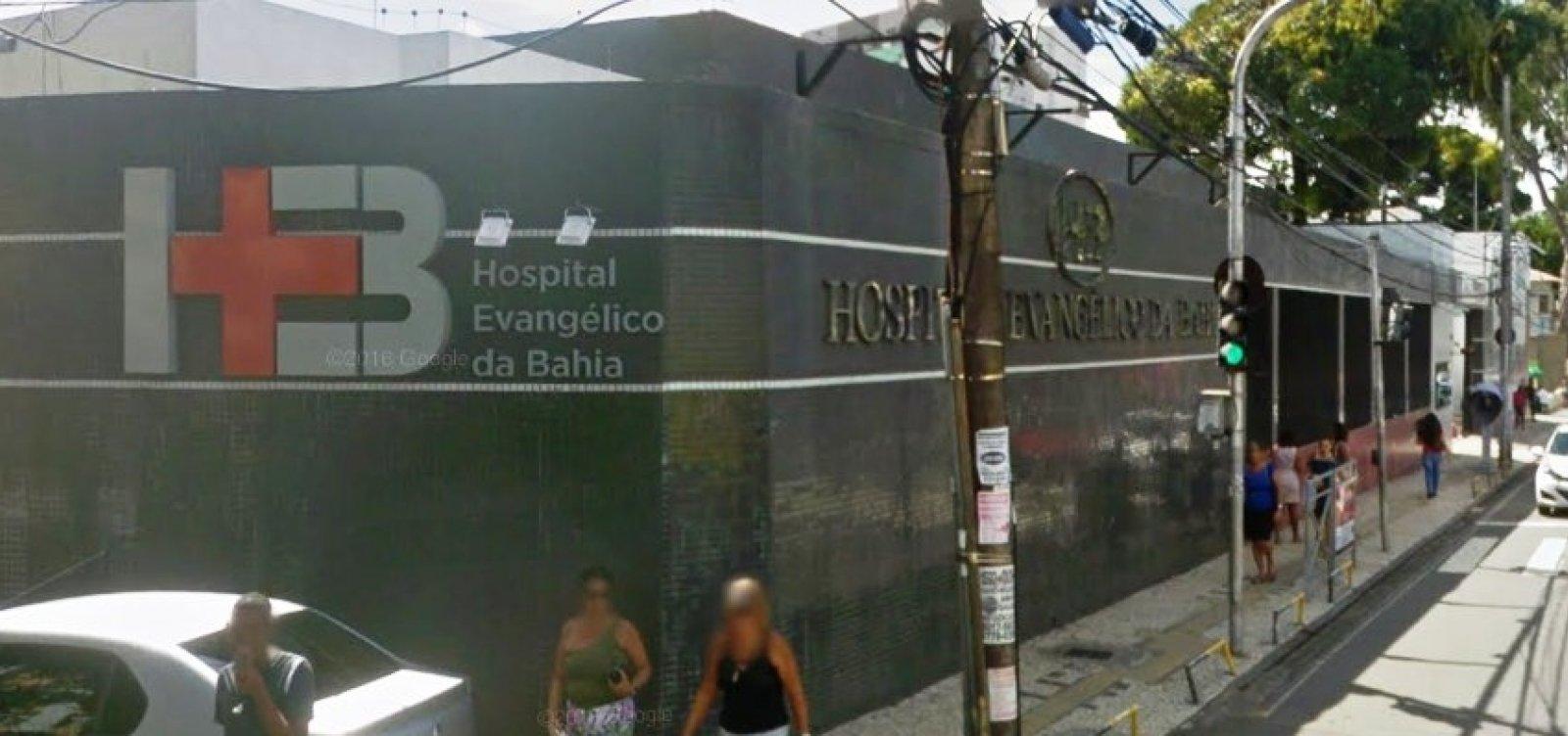 Hospital Evangélico demite funcionários e atrasa salários