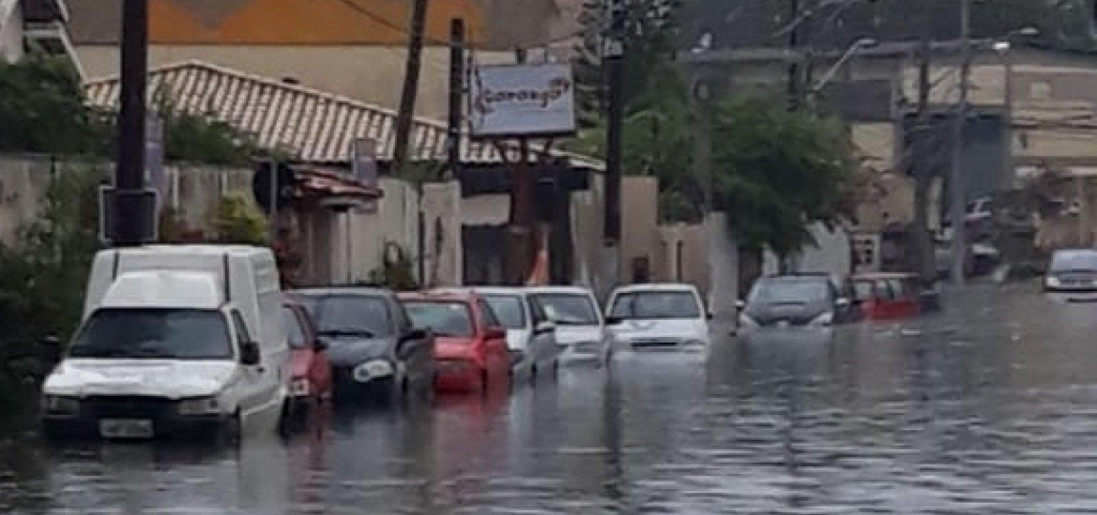 Defesa Civil recebe 50 solicitações devido à chuva