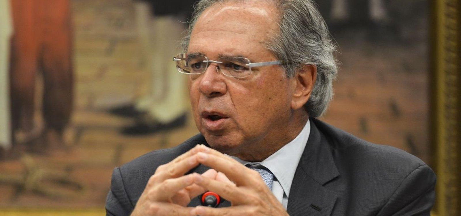 Governo pretende cortar 10% em tarifas de importação em quatro anos, diz Guedes