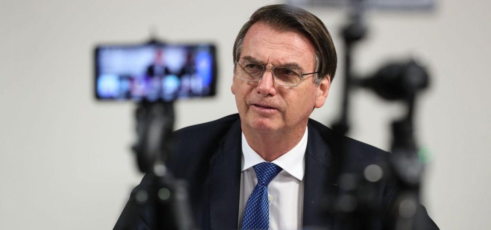 Se for inconstitucional, decreto do porte de armas 'tem que deixar de existir', diz Bolsonaro