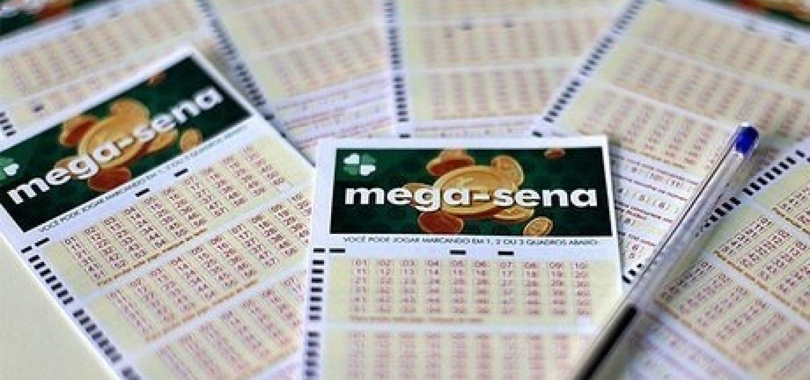 Mega-Sena de R$ 289 milhões teve apenas um bilhete premiado