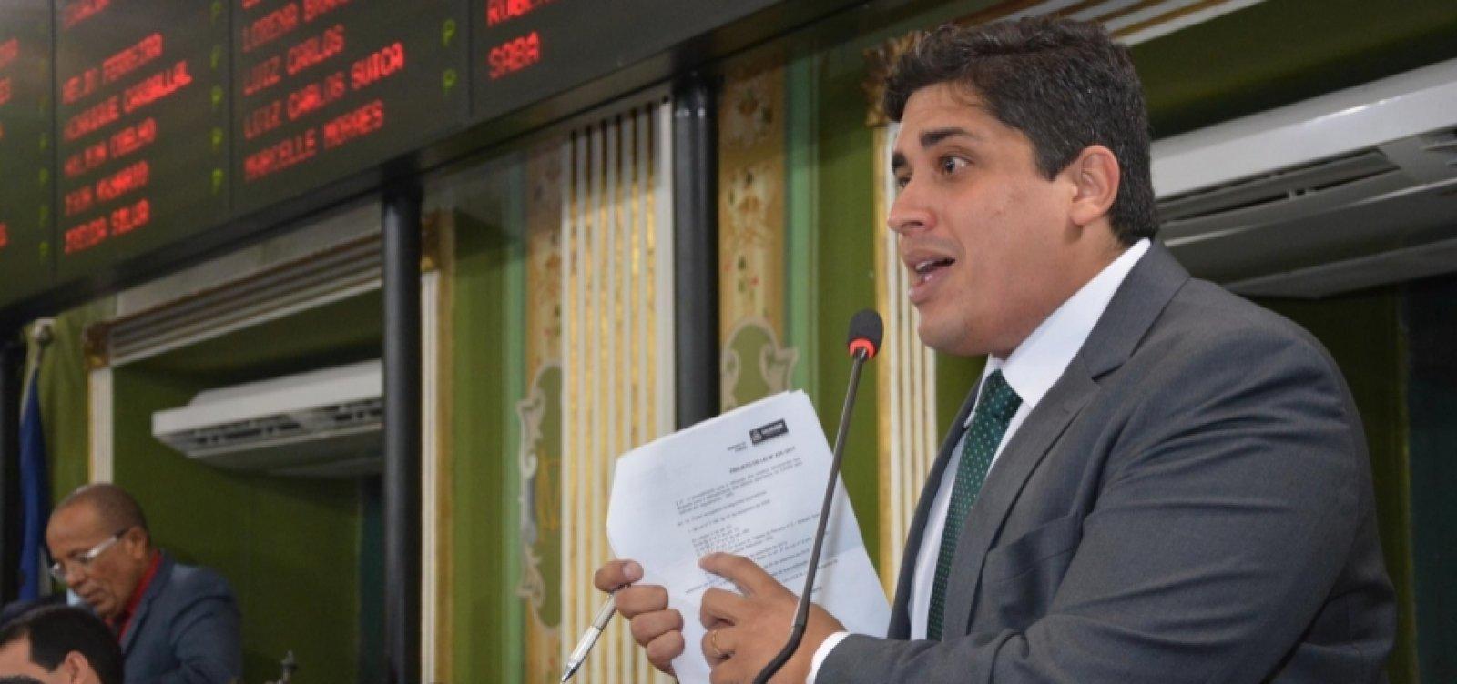 Vereador Sidninho rebate alfinetada do prefeito ACM Neto