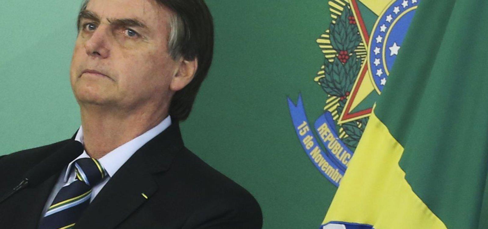 'Coisa que mais atrapalha o Brasil', diz Bolsonaro sobre sindicatos