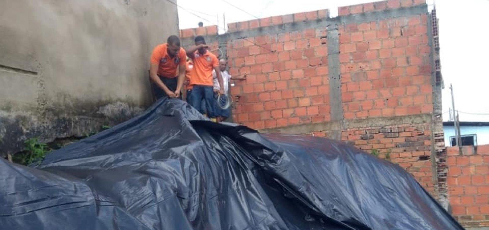 Prefeitura de Simões Filho decreta situação de emergência após chuvas