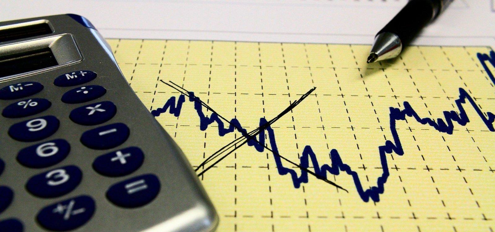 Estimativa de crescimento do PIB é reduzida pela 11ª semana seguida