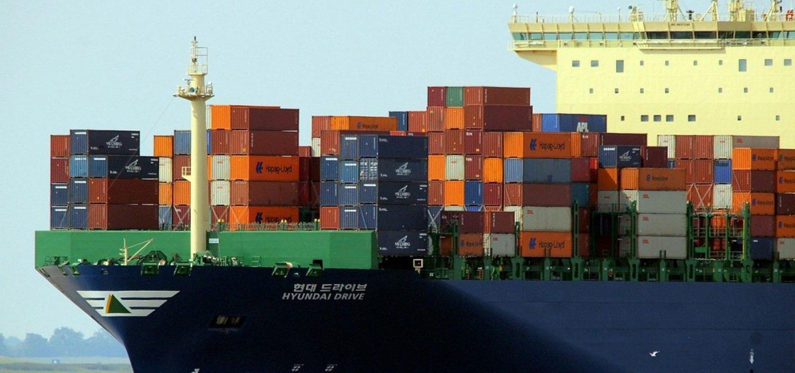 China vai aumentar tarifas sobre os produtos norte-americanos