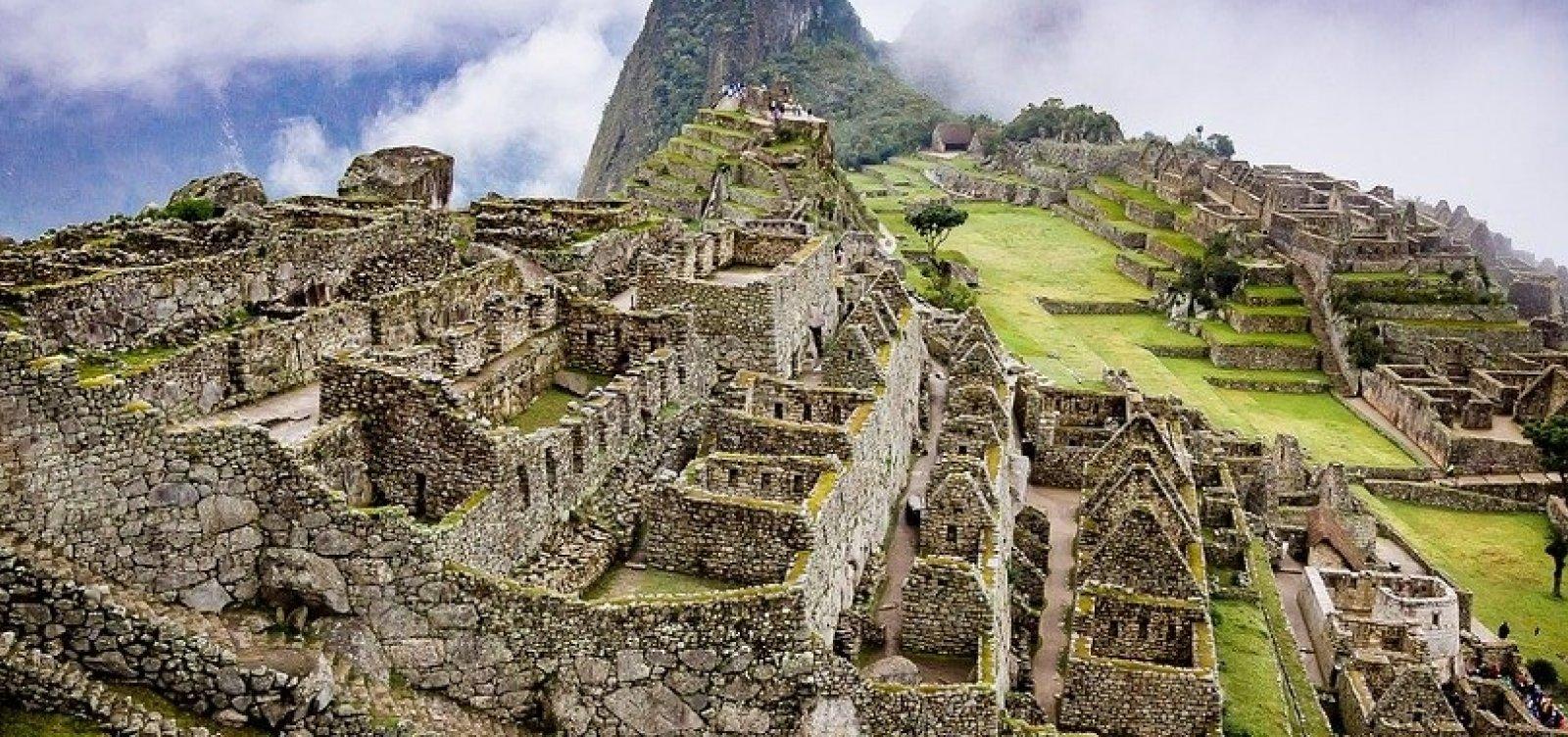 Peru limita acesso a Machu Picchu
