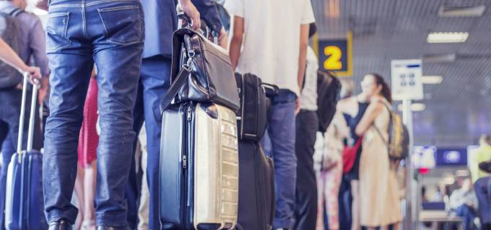 A partir de hoje começa a valer nova regra para bagagens de mão